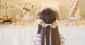 Taller de Flores de Tela, Flor Wearing Couture