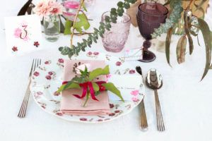 Taller de estilismo en tu mesa