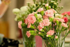 Flores Taller de Prendidos con Flores Naturales