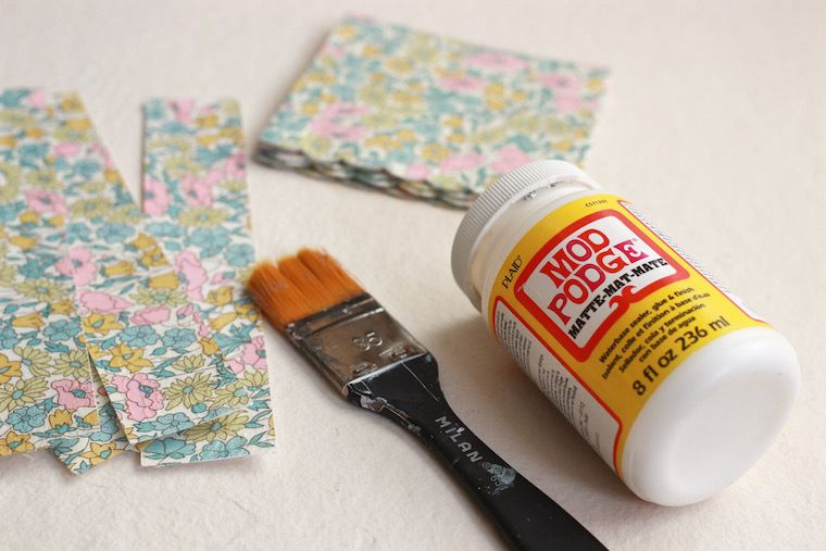 decoupage diy fiestas en exquisitae