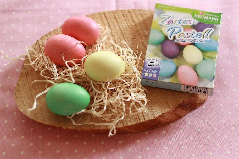 diy exquisitae huevos pascua