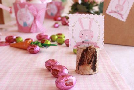 exquisitae decoración infantil pascua 1