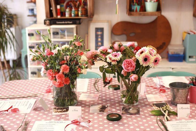 exquisitae talleres florales