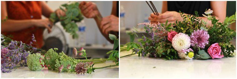 Exquisita experiencia floral