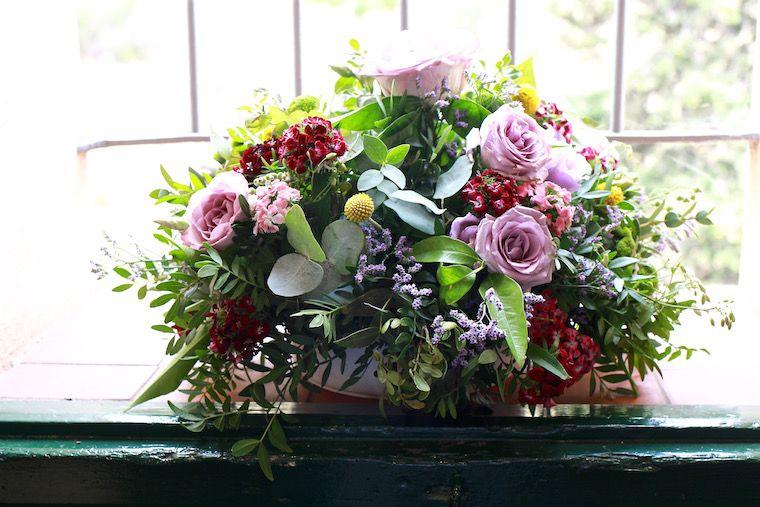 exquisitae centro floral