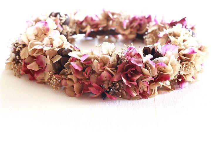Cononas con flores preservadas taller exquisitae