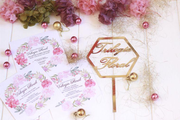 talleres trilogia especial navidad florales