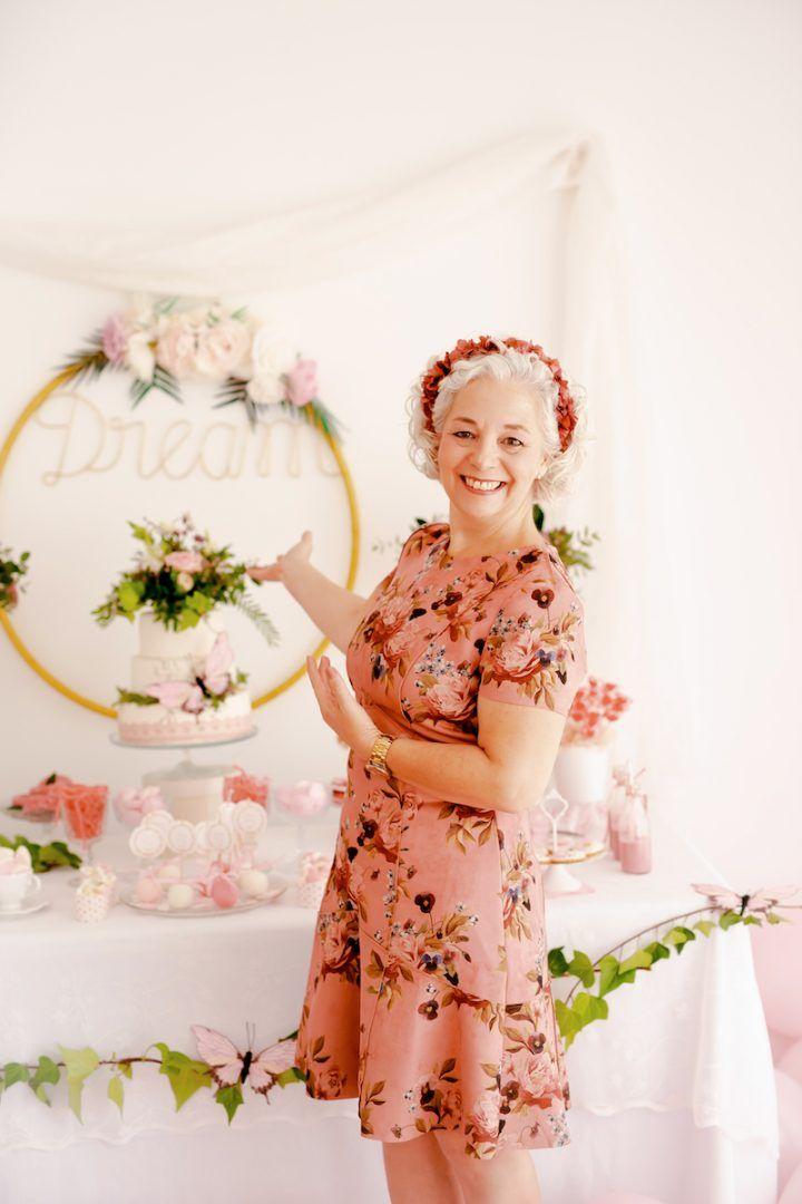 Mercedes PAscual Castejón: Florista y decoradora de eventos