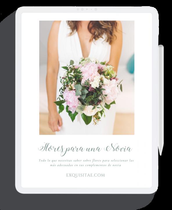 mercedes flores para novias