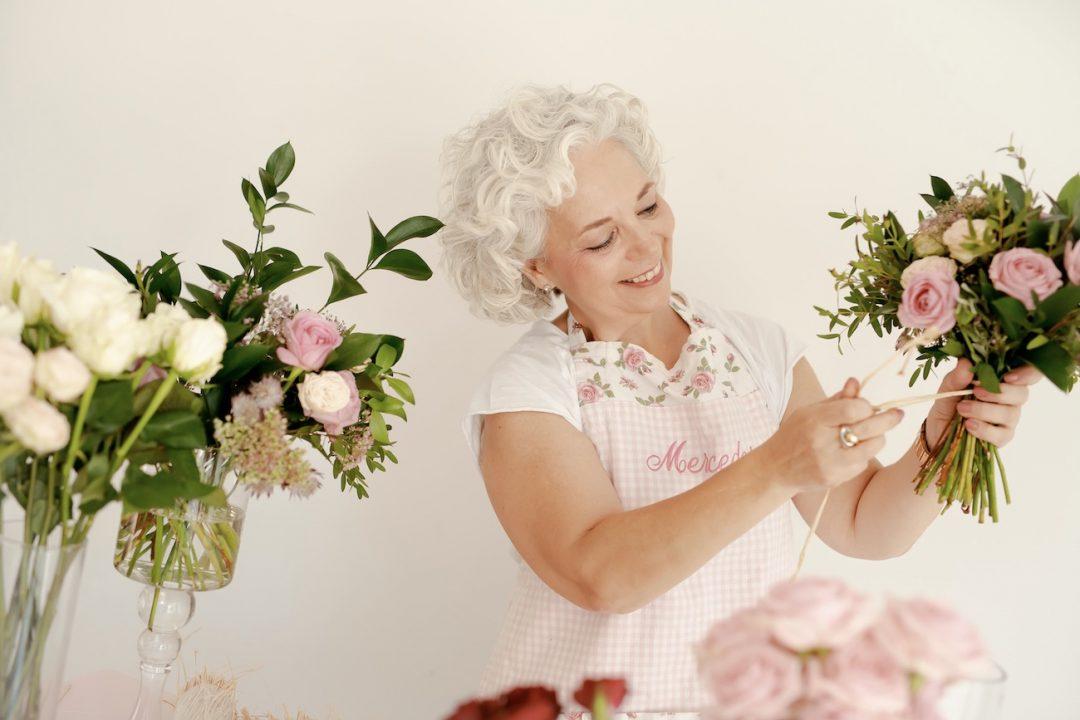 flores para una novia mercedes florista complementos novias en exquisitae 2