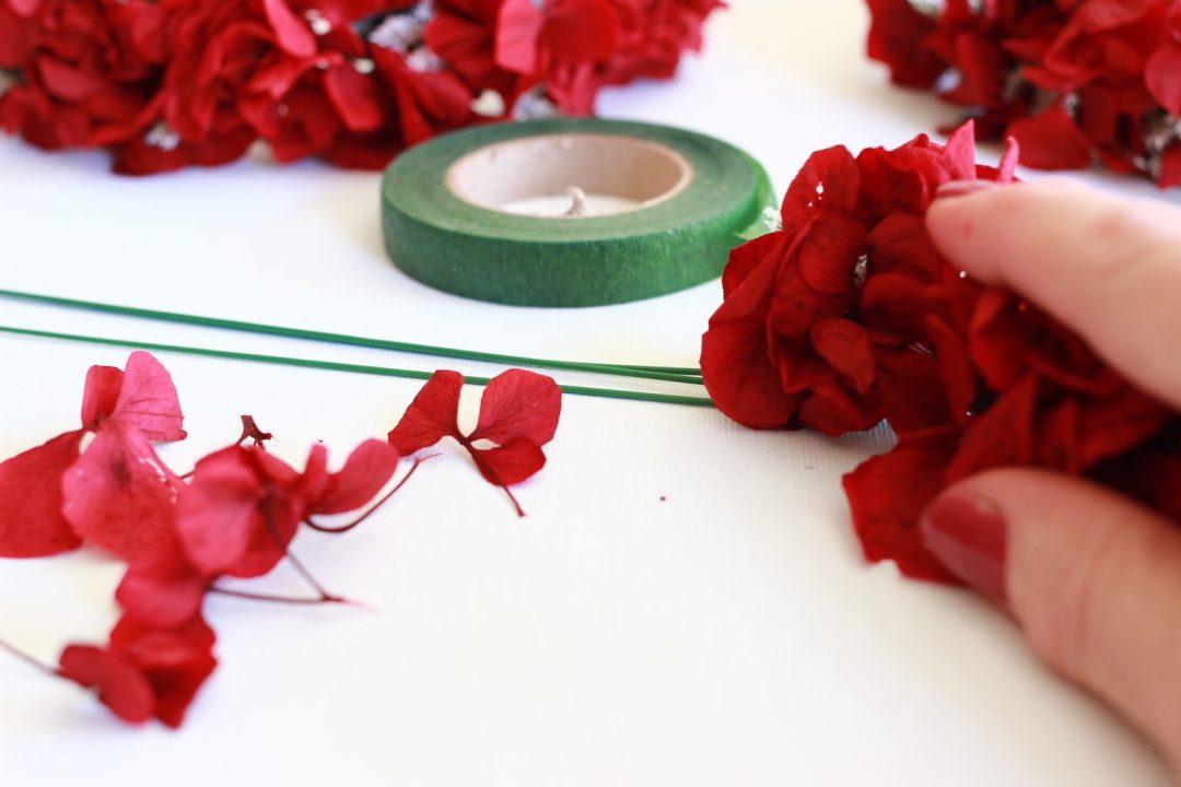 flores preservadas mantenimiento