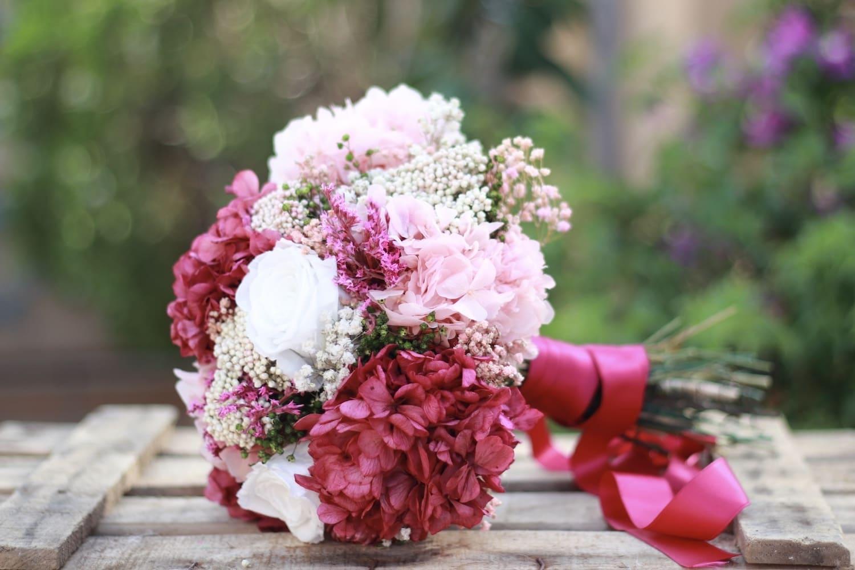 magicas flores preservadas ramo sde novia
