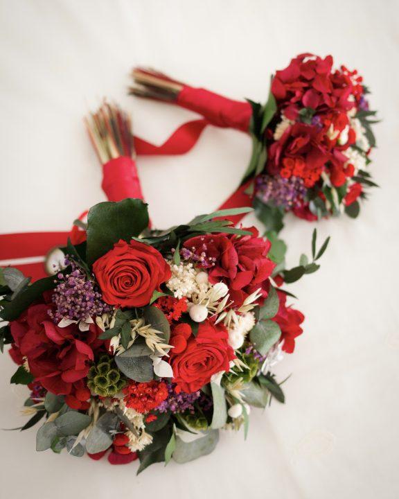 ramos de novia 2021 preservados 1 2